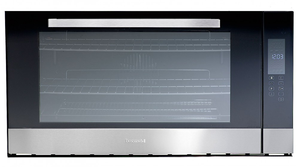 Euromaid 900mm Built-In Oven - Stainless Steel