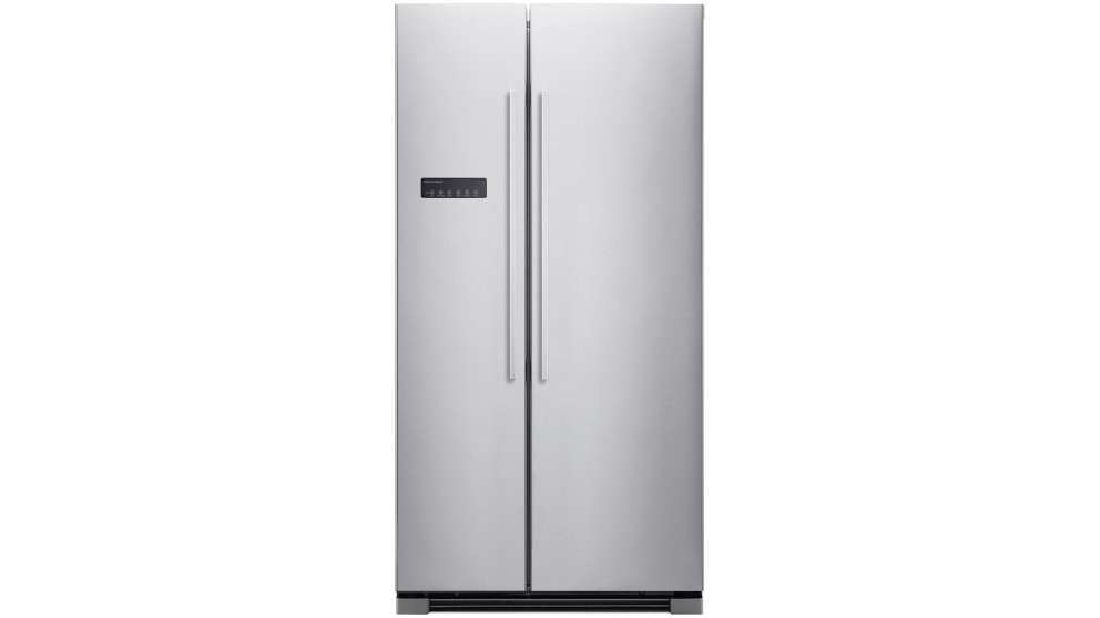 Fisher & Paykel 628L Side by Side Fridge - Stainless Steel