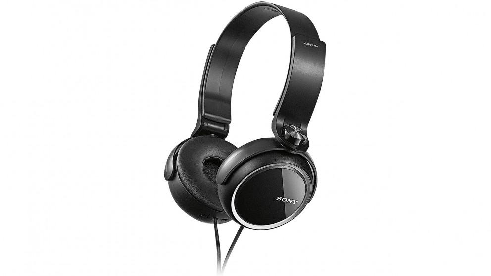 Sony Extra Bass Stereo On-Ear Headphones