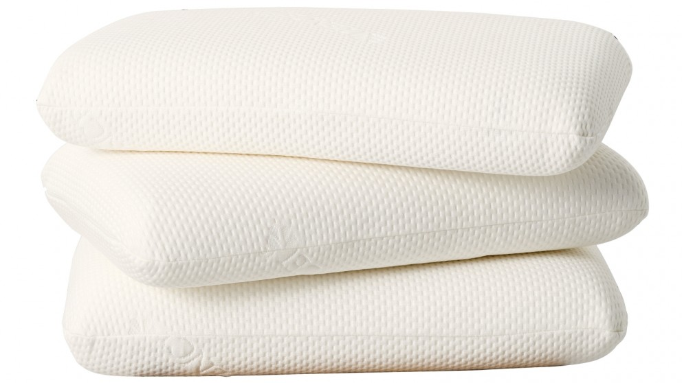 Bambi Moodmaker Memory Foam Low Pillow