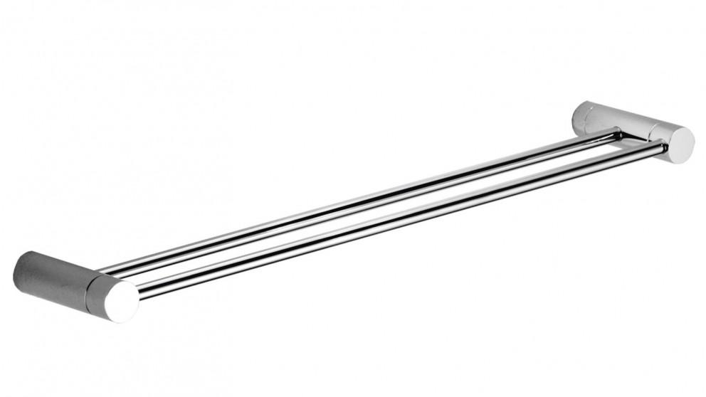 PLD Oasis Adjustable 900mm Double Towel Rail