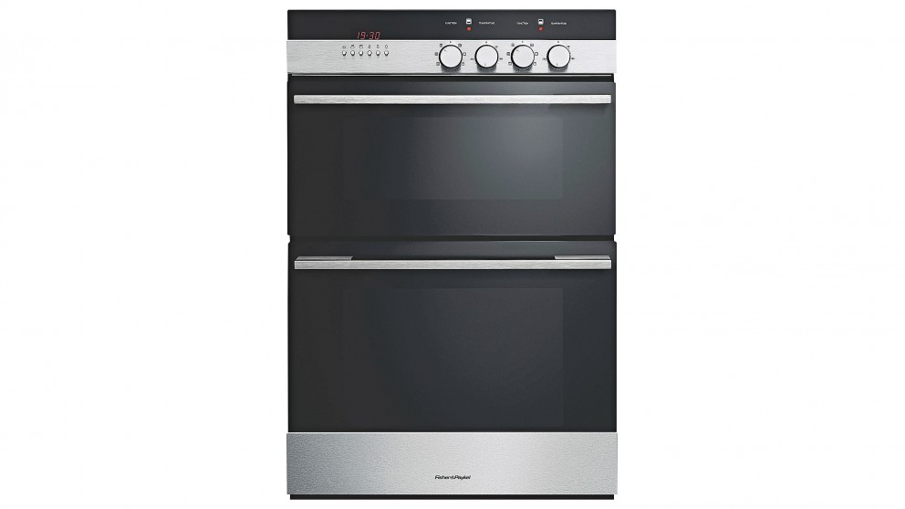 Fisher & Paykel 600mm Double 7 Function Oven
