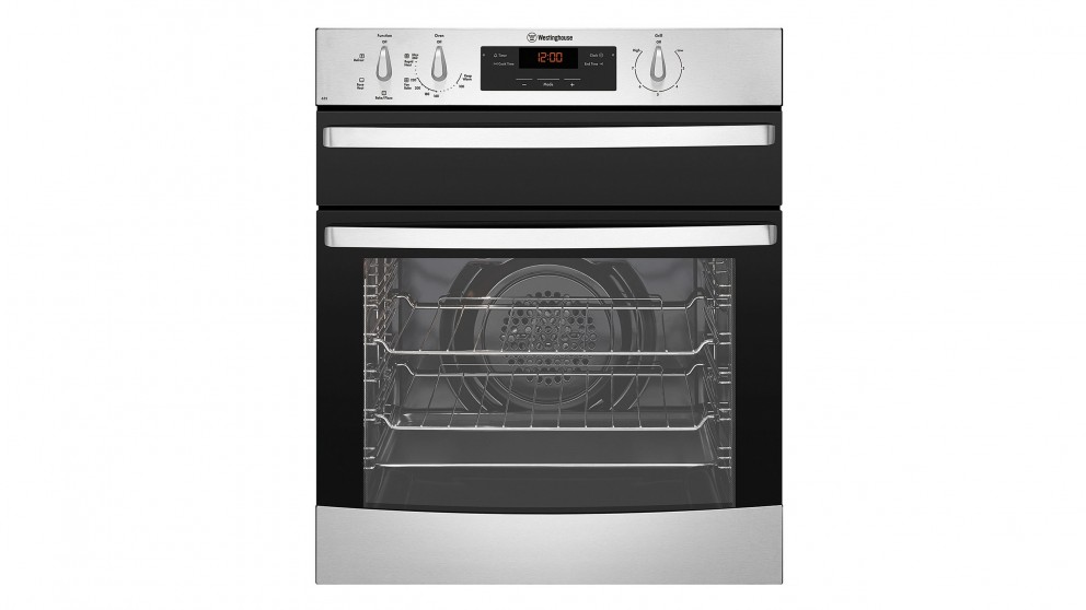 Westinghouse 600mm Multifunction Oven - Stainless Steel