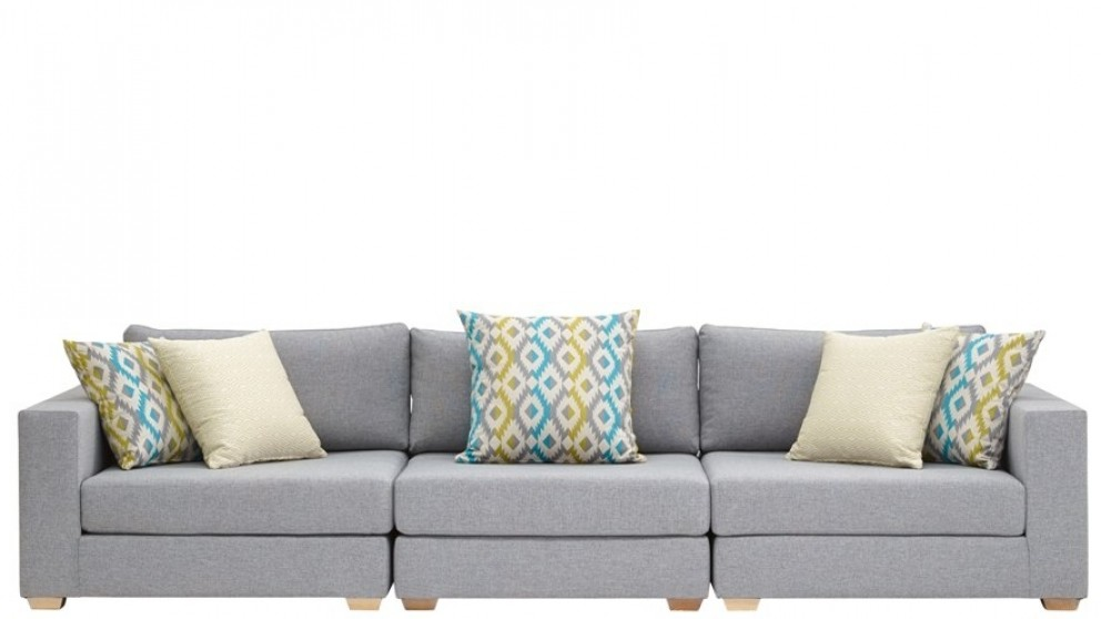 Buy Casper 3 Seater Fabric Sofa Harvey Norman Au
