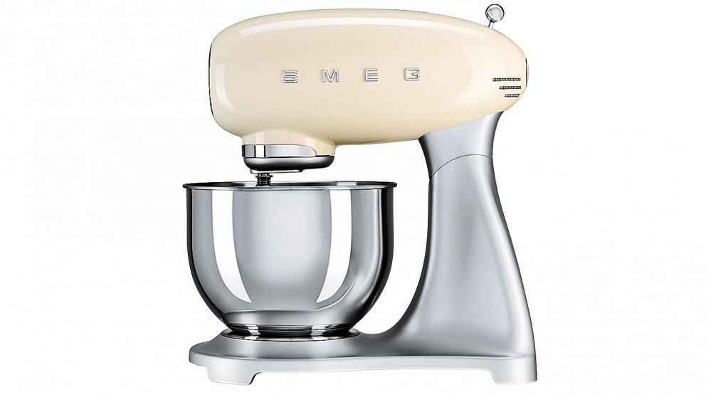 Smeg 50s Style Stand Mixer - Cream