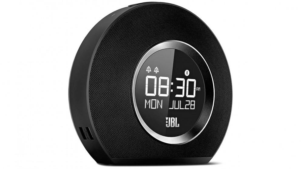 JBL Horizon Clock Radio - Black