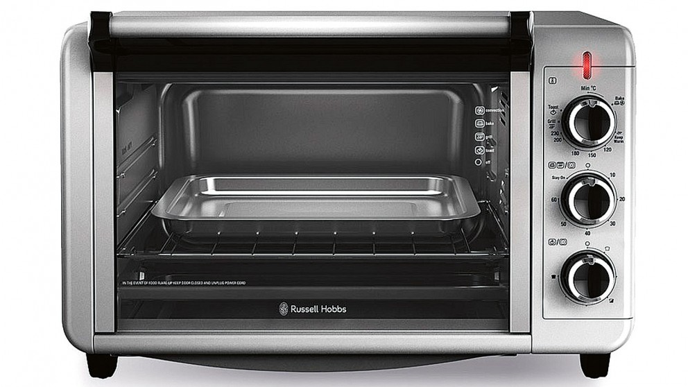 Buy Russell Hobbs Family Convection Oven Harvey Norman Au