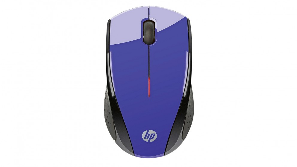HP X3000 Wireless Mouse - Purple
