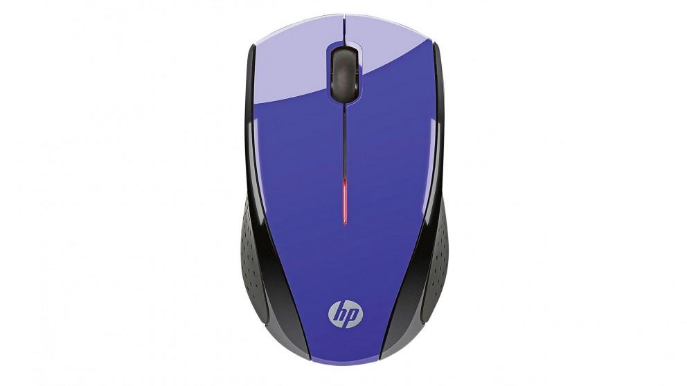 HP X3000 Wireless Mouse - Purple