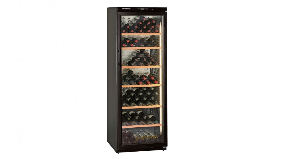Liebherr Barrique 195 Bottle Single Zone Wine Fridge