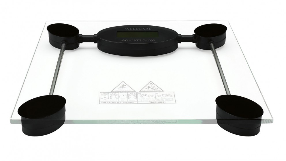 Wellcare Glass Personal Scale