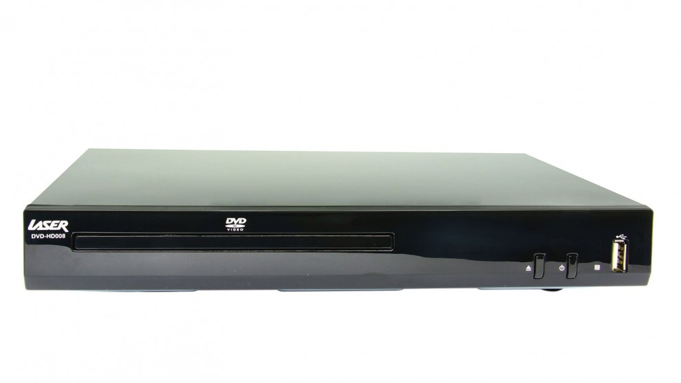 Buy Laser DVD Player with HDMI Composite and USB | Harvey Norman AU
