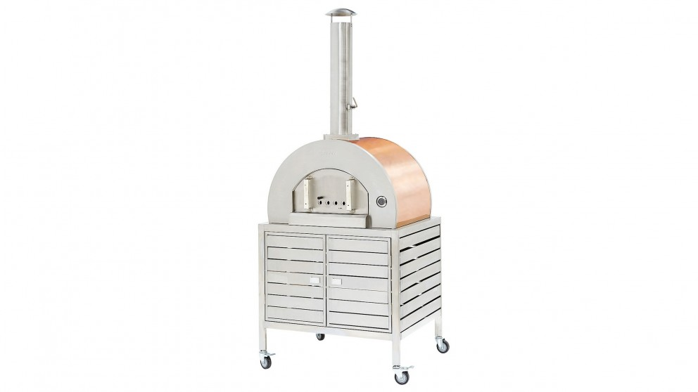 Sapore Grande Wood Fired Pizza Oven With Stand