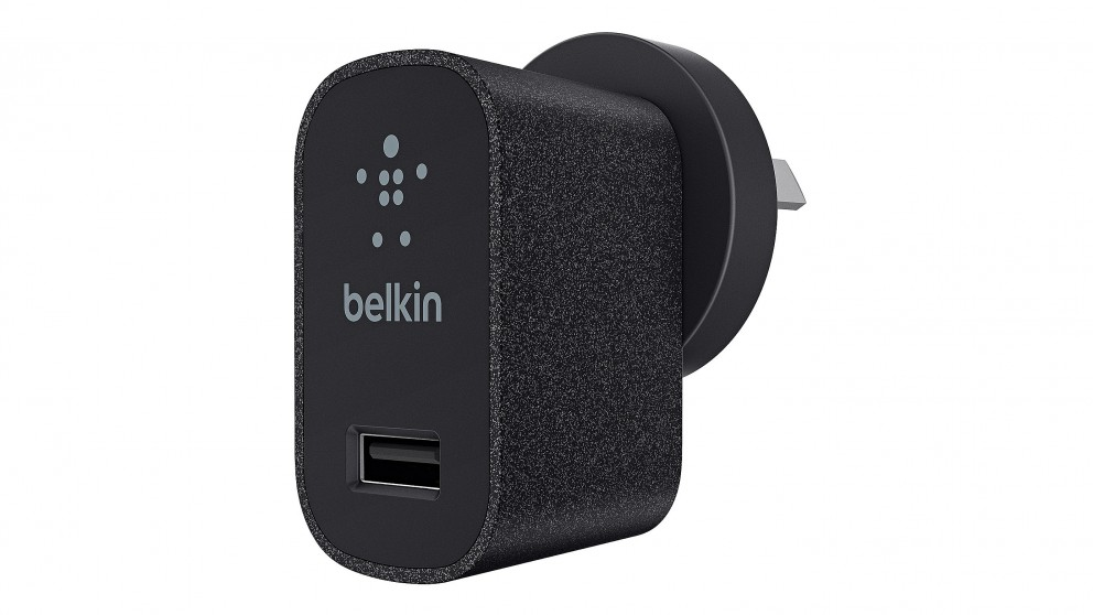 Belkin MIXIT Universal USB Wall Charger - Black