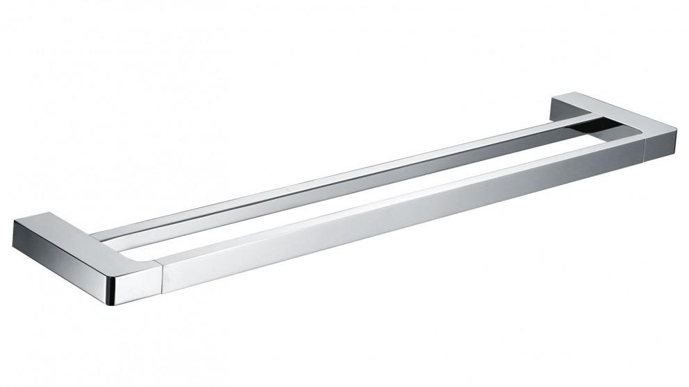 Arcisan Zara 60cm Chrome Double Towel Rail