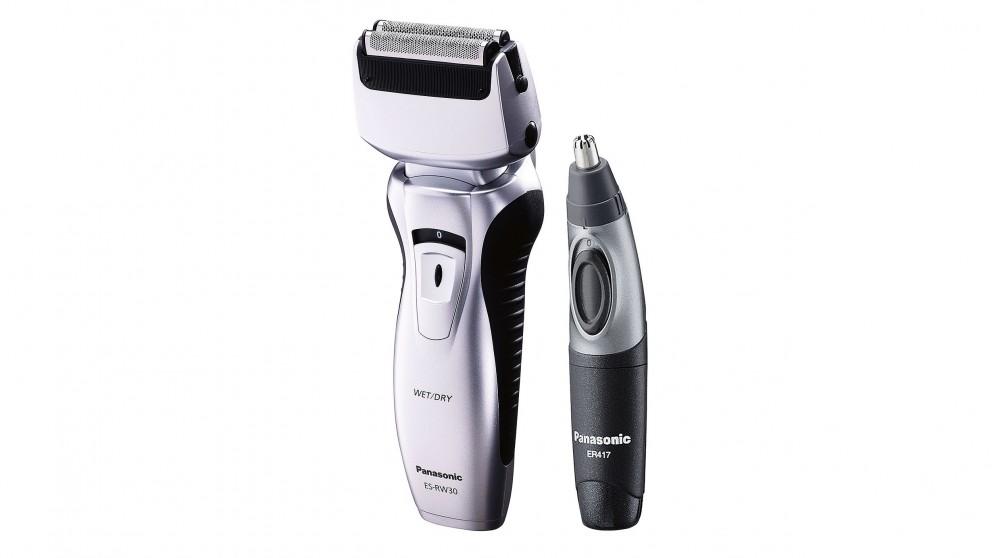 compare panasonic electric shavers