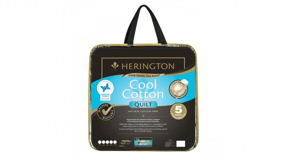 Herington Cool Cotton Quilt