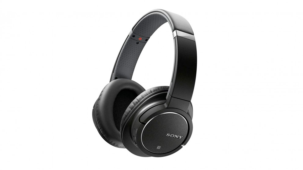 sony zx770 bluetooth noise cancelling headphones over ear headphones headphones headphones. Black Bedroom Furniture Sets. Home Design Ideas