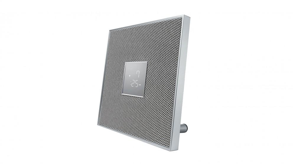 Yamaha MusicCast Wireless Multiroom Clock Speaker - White