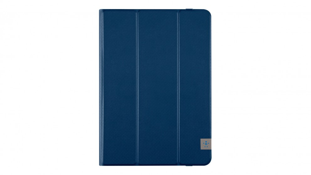 "Belkin Universal Trifold Folio Cover for 8"" Devices - Sea Blue"