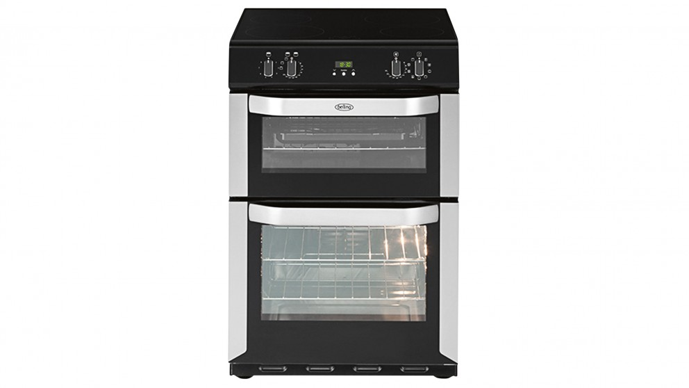 Belling 600mm Induction Freestanding Cooker
