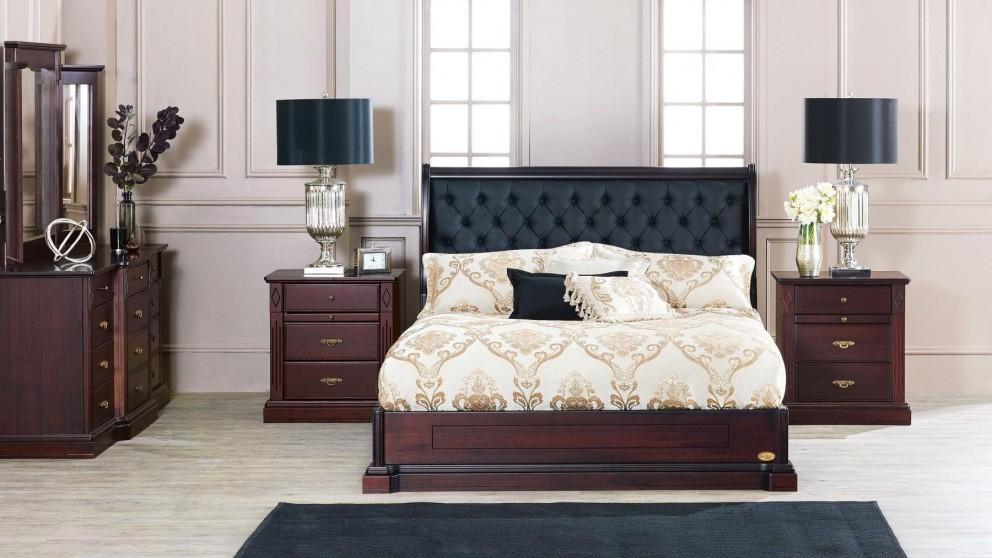Charlotte Queen Bed