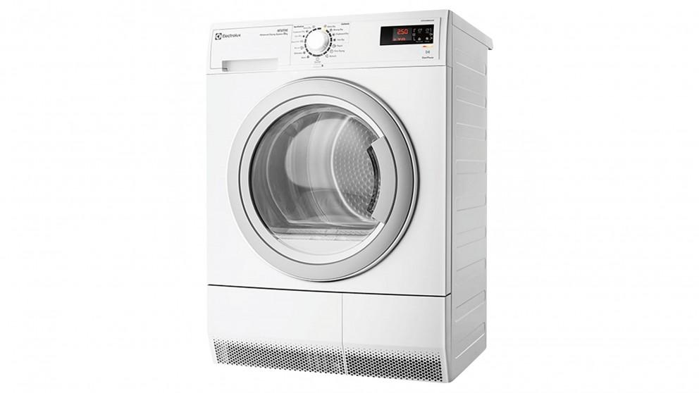 electrolux 8kg edc2086gdw condenser dryer dryers washing machines u0026 dryers vacuum u0026 laundry appliances harvey norman australia