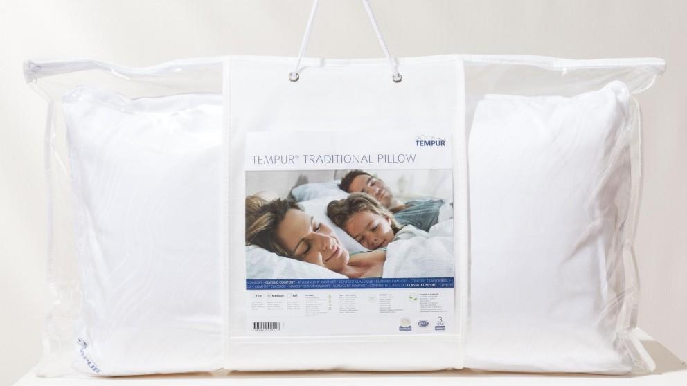 TEMPUR Traditional Medium Pillow