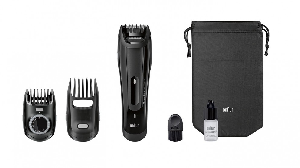 braun bt5070 beard trimmer hair clippers trimmers mens shaving grooming hair body. Black Bedroom Furniture Sets. Home Design Ideas