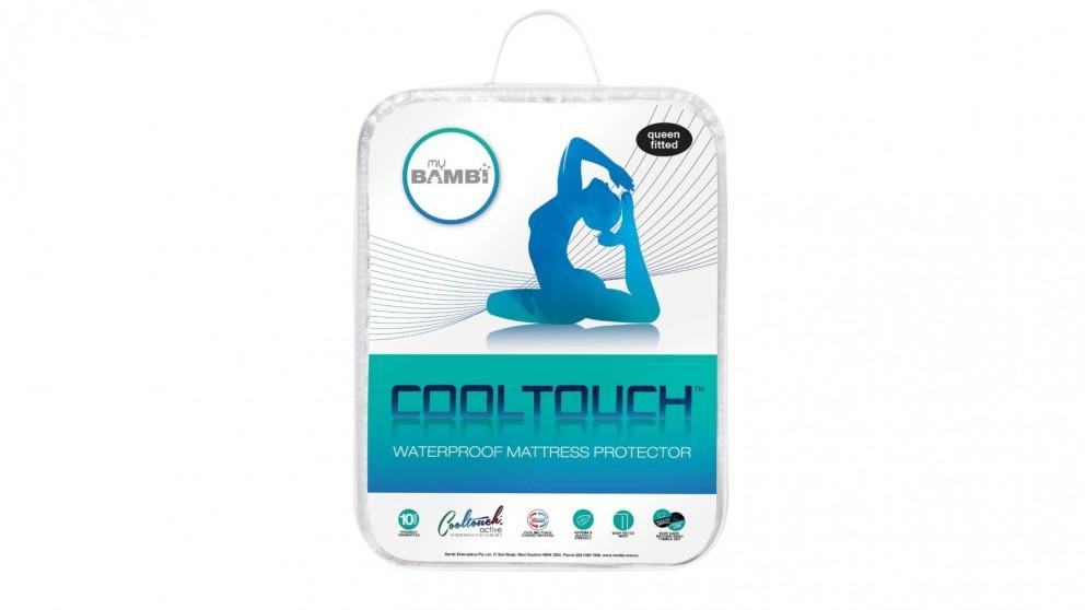Bambi Cool Touch Queen Mattress Protector