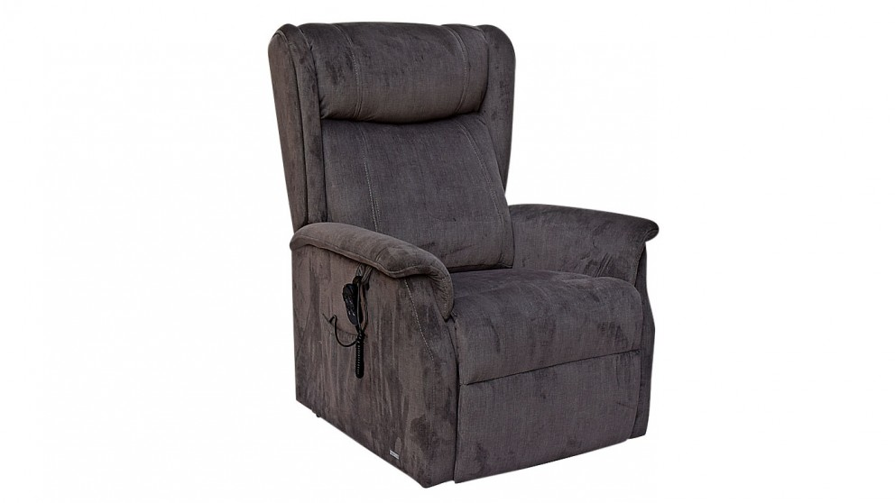Dusty Fabric Lift Chair