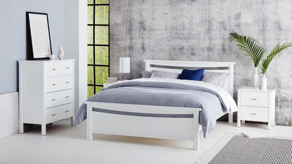 Argo 4 Piece Queen Bedroom Suite