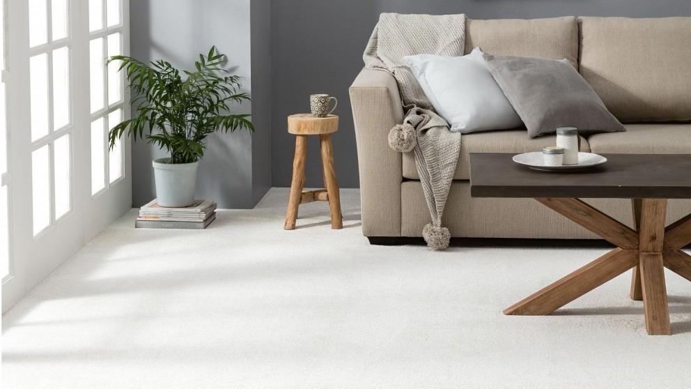 Dreamweaver Coastal Comfort Pearl Carpet Flooring