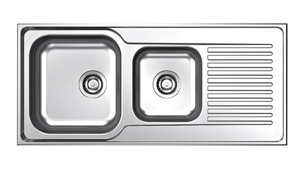 Clark Dante 1.75 End Bowl Sink - Sinks - Sinks & Taps - Kitchen ...