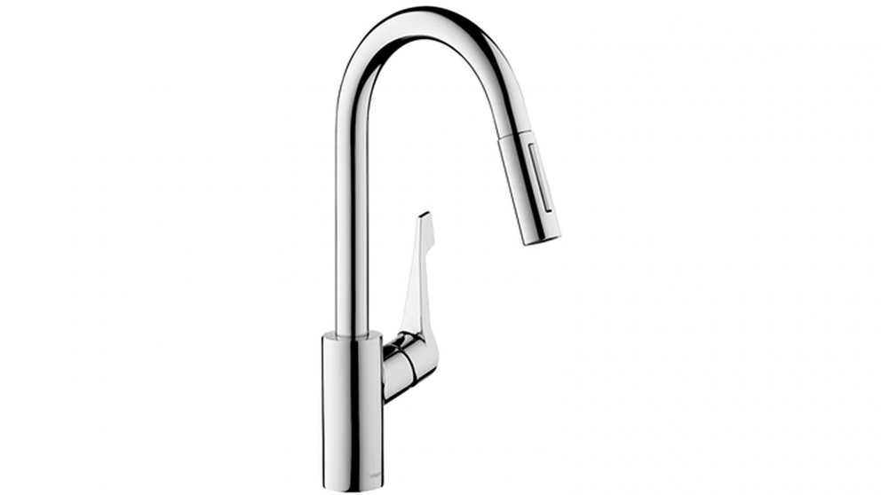 Hansgrohe Cento Variarc XL Pull Out Spray Mixer