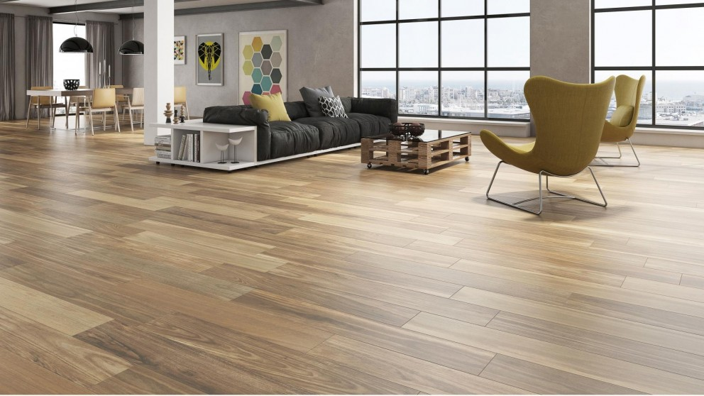 Cheap Australia 1200x195mm Spotted Gum Timber Tiles