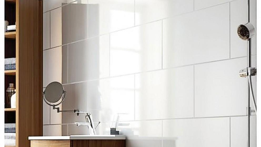 Tuffstone Luxury 300x600mm Gloss Tile - White