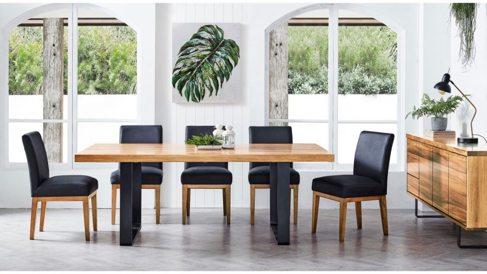 Buy Chelsea Rectangular Dining Table Harvey Norman Au