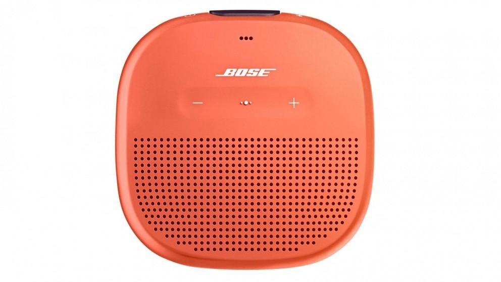 Bose SoundLink Micro Bluetooth Speaker - Orange/Plum