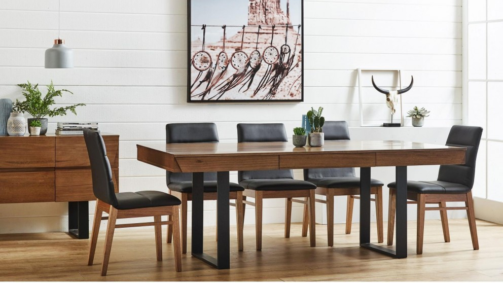 Osaka 9-Piece Rectangular Dining Suite
