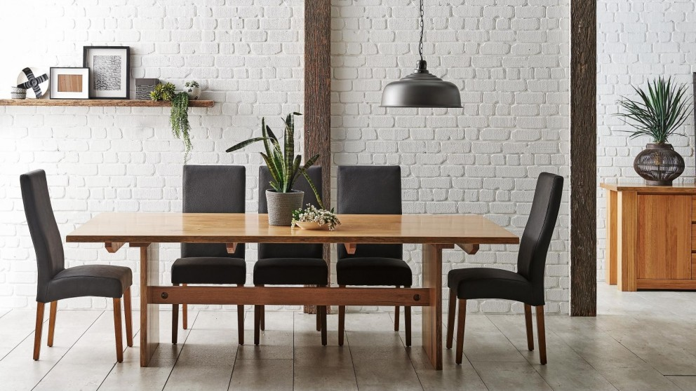 Athena 9 Piece Rectangular Dining Suite By Harvey Norman