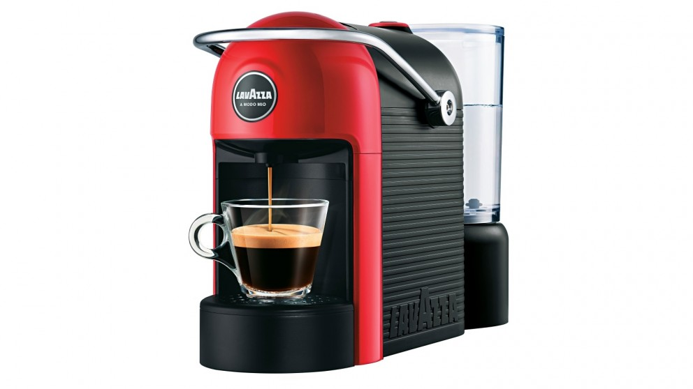 buy lavazza jolie espresso coffee machine red harvey. Black Bedroom Furniture Sets. Home Design Ideas