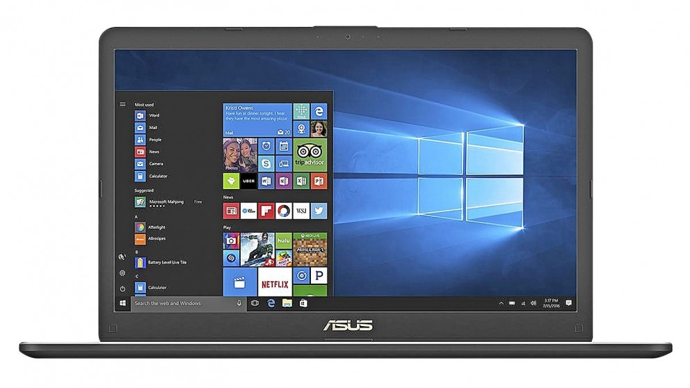 asus laptop product key location