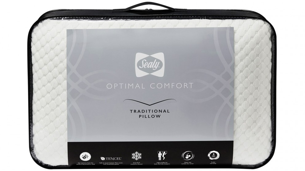 Sealy Optimal Comfort Traditional Pillow