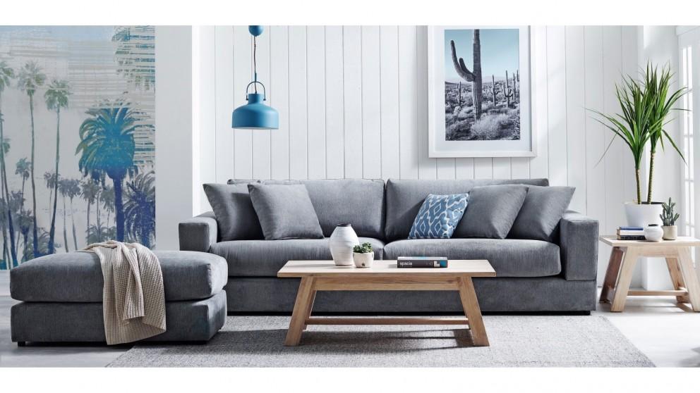 Eastern 4-Seater Fabric Sofa
