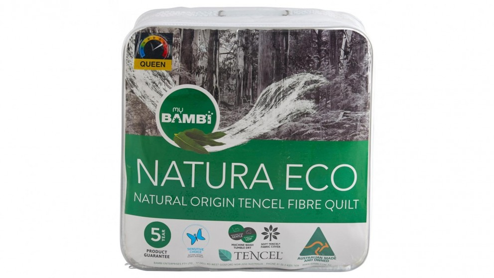 Naturaeco Tencel Light Loft Super King Quilt