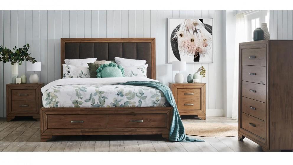 Topaz Queen Bed