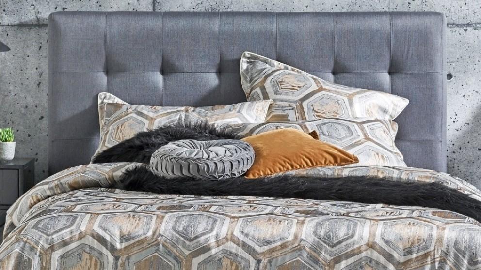 Apollo Silver European Pillowcase