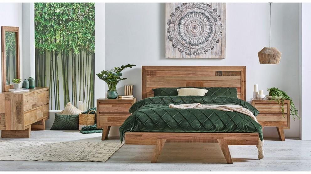 Adamson King Bed