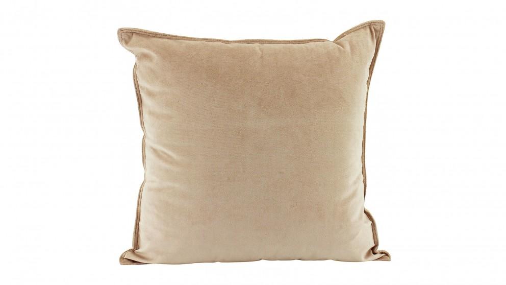 Velvet Nude Cushion